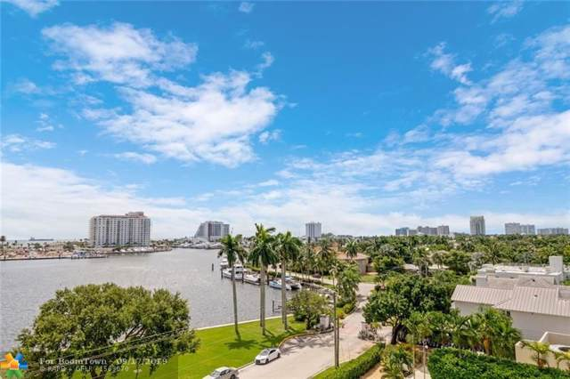 2500 E Las Olas Blvd. #603, Fort Lauderdale, FL 33301 (MLS #F10193545) :: Patty Accorto Team