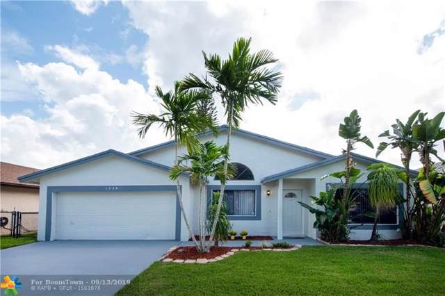 1550 SW 100th Ter, Davie, FL 33324 (MLS #F10193594) :: RICK BANNON, P.A. with RE/MAX CONSULTANTS REALTY I