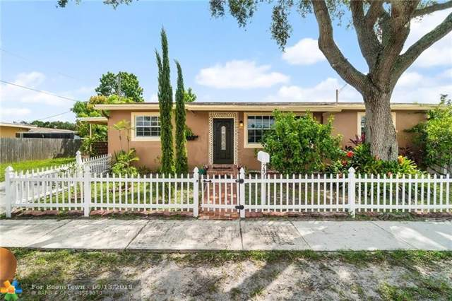 7491 Sheridan St, Hollywood, FL 33024 (MLS #F10193622) :: Green Realty Properties