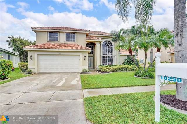 18250 NW 10th St, Pembroke Pines, FL 33029 (MLS #F10193641) :: Castelli Real Estate Services
