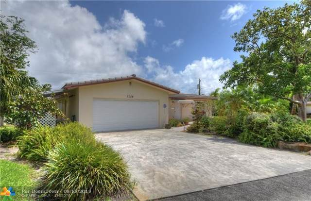 2724 NE 1st Ave, Wilton Manors, FL 33334 (MLS #F10193728) :: The O'Flaherty Team
