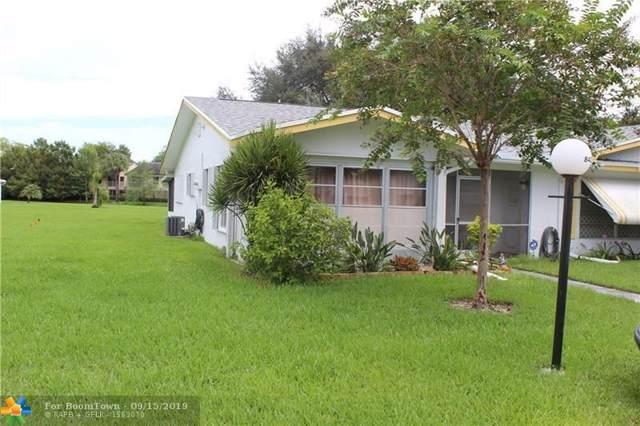8427 NW 12th St A67, Plantation, FL 33322 (#F10193805) :: Weichert, Realtors® - True Quality Service