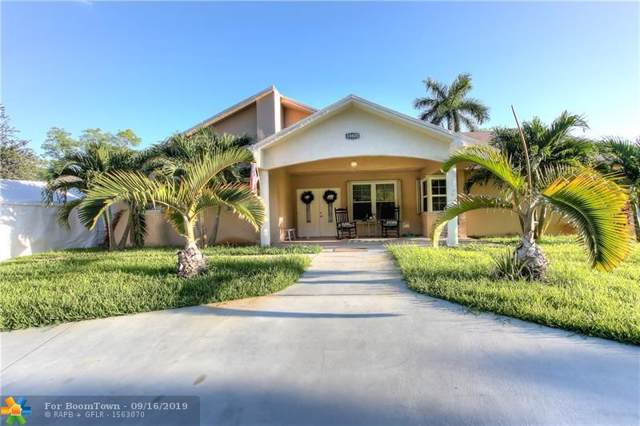 19800 SW 14th Ct, Pembroke Pines, FL 33029 (#F10193826) :: Real Estate Authority