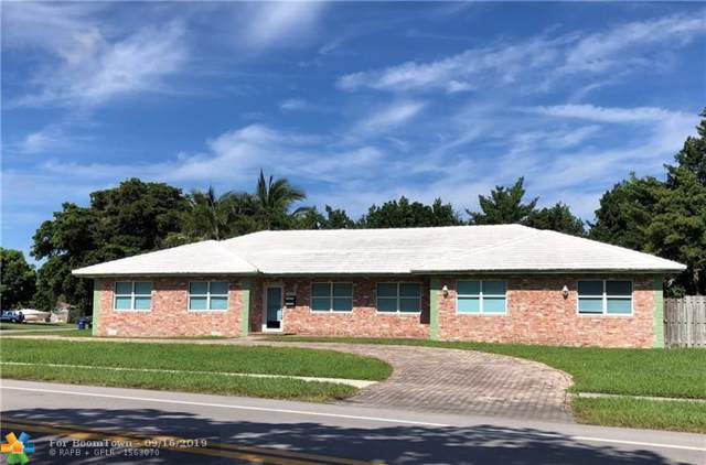 1225 Bayview Dr, Fort Lauderdale, FL 33304 (MLS #F10193862) :: The Paiz Group