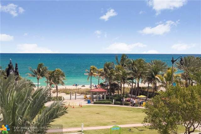 4511 El Mar Dr #404, Lauderdale By The Sea, FL 33308 (MLS #F10193907) :: Green Realty Properties