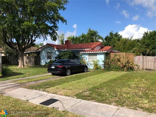 1023 NW 2nd Ave, Fort Lauderdale, FL 33311 (MLS #F10193964) :: The O'Flaherty Team