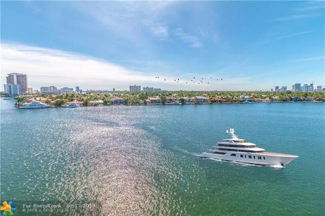 511 SW Bayshore Drive #601, Fort Lauderdale, FL 33304 (MLS #F10194016) :: Castelli Real Estate Services