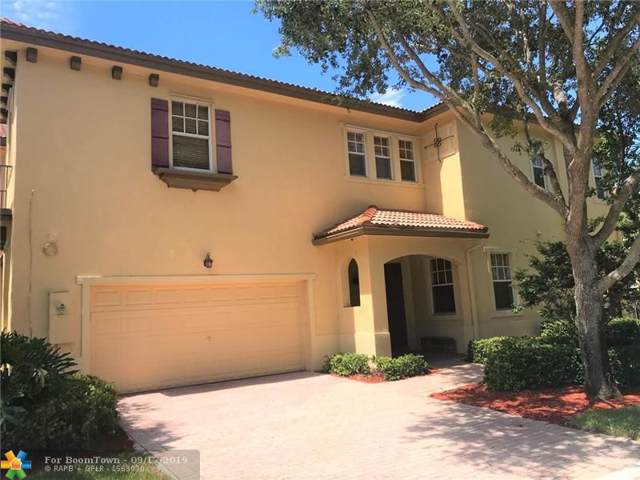 5713 NW 119th Dr #5713, Coral Springs, FL 33076 (#F10194081) :: Real Estate Authority