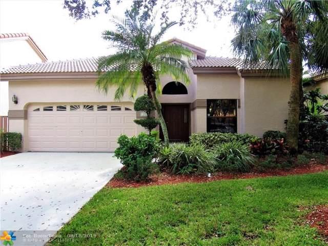 10460 NW 14th St, Plantation, FL 33322 (MLS #F10194171) :: Green Realty Properties