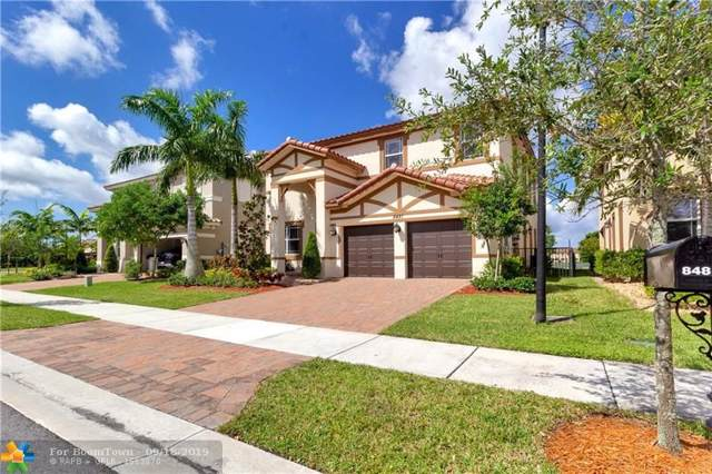 8481 Miralago Way, Parkland, FL 33076 (MLS #F10194195) :: United Realty Group