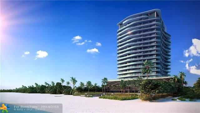 730 Ocean #1602, Pompano Beach, FL 33062 (MLS #F10194228) :: GK Realty Group LLC