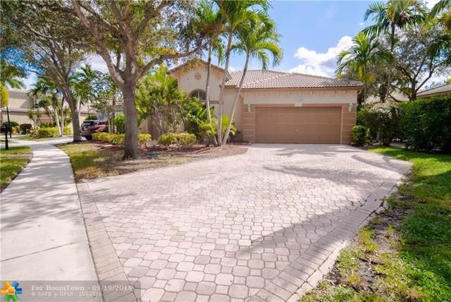 5803 NW 125th Ter, Coral Springs, FL 33076 (MLS #F10194304) :: United Realty Group