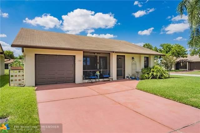 1767 SW 21st Way, Deerfield Beach, FL 33442 (MLS #F10194313) :: Patty Accorto Team