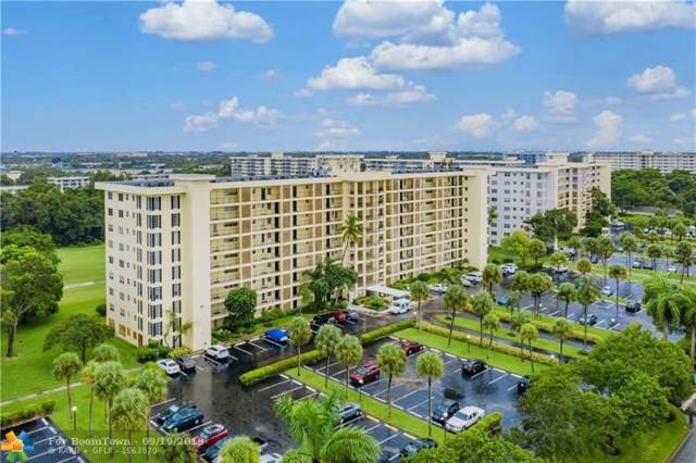 3150 N Palm Aire Dr #403, Pompano Beach, FL 33069 (MLS #F10194368) :: Boca Lake Realty