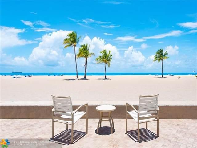 1612 S Ocean Ln 232-233, Fort Lauderdale, FL 33316 (MLS #F10194369) :: GK Realty Group LLC