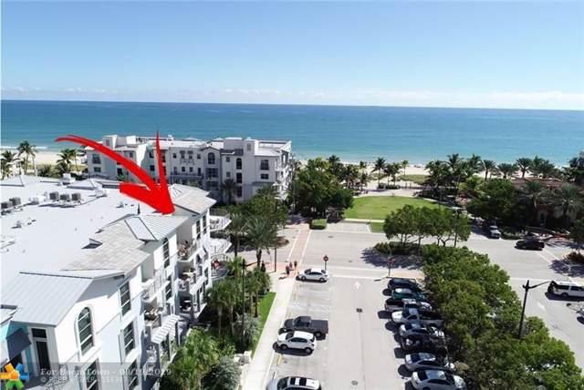 4511 El Mar Dr #202, Lauderdale By The Sea, FL 33308 (MLS #F10194378) :: Boca Lake Realty