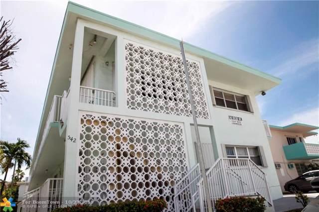 542 Euclid Ave #4, Miami Beach, FL 33139 (MLS #F10194379) :: GK Realty Group LLC