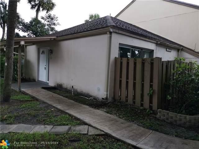 8047 NW 8th St #8047, Plantation, FL 33324 (#F10194387) :: Dalton Wade