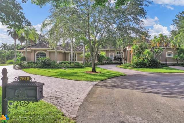 7615 N Rocky Ln, Parkland, FL 33067 (MLS #F10195406) :: United Realty Group