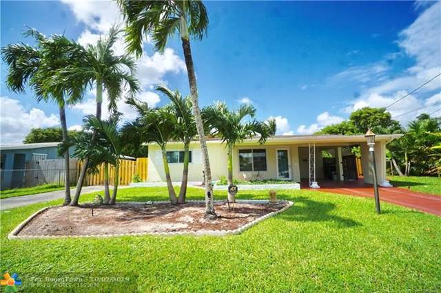 4421 SW 33rd Ave, Fort Lauderdale, FL 33312 (MLS #F10195481) :: Green Realty Properties