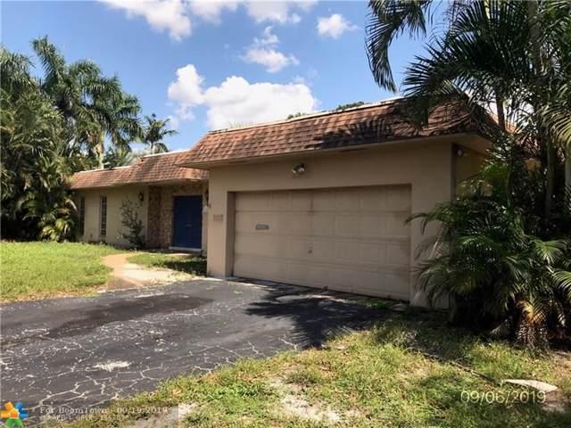 1140 SW 75th Ter, Plantation, FL 33317 (MLS #F10195501) :: The Paiz Group