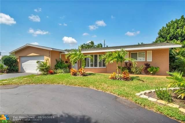 2145 NE 55th St, Fort Lauderdale, FL 33308 (MLS #F10195512) :: The Paiz Group