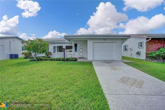 1076 NW 88th Way, Plantation, FL 33322 (MLS #F10195662) :: United Realty Group