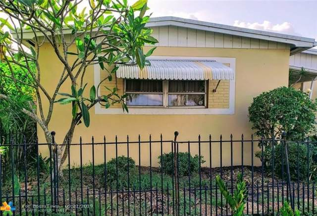 885 Balfrey Dr, West Palm Beach, FL 33413 (MLS #F10195674) :: United Realty Group