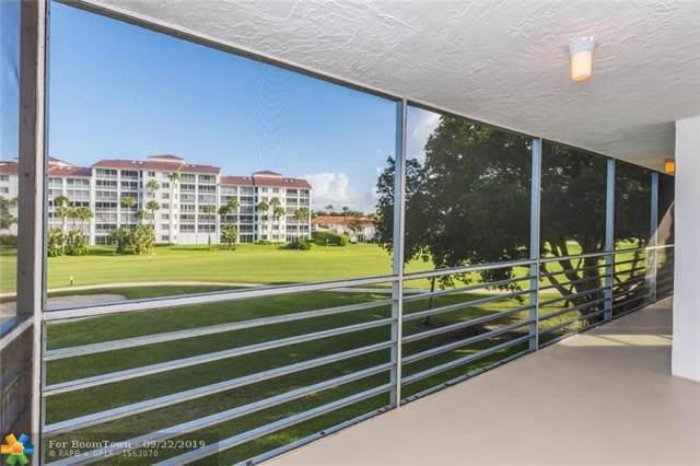 805 Cypress Blvd #301, Pompano Beach, FL 33069 (MLS #F10195726) :: GK Realty Group LLC