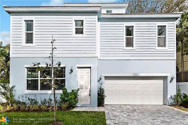 513 SW 5th Ave, Fort Lauderdale, FL 33315 (MLS #F10195801) :: Castelli Real Estate Services
