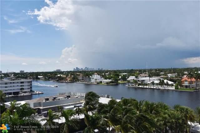 3020 NE 32nd Ave #614, Fort Lauderdale, FL 33308 (MLS #F10195915) :: The Paiz Group