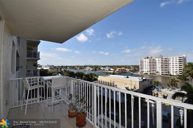 3020 NE 32nd Ave #508, Fort Lauderdale, FL 33308 (MLS #F10195926) :: Green Realty Properties