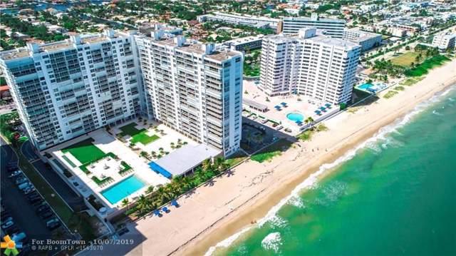 4300 N Ocean Blvd 6A, Fort Lauderdale, FL 33308 (MLS #F10195978) :: Berkshire Hathaway HomeServices EWM Realty