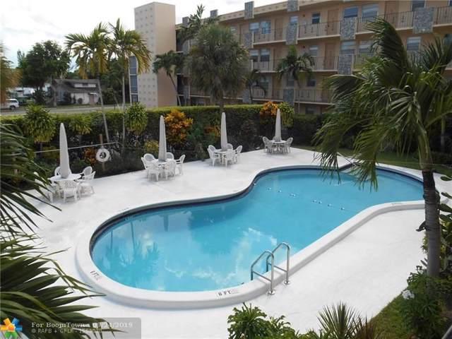 2145 Pierce St #218, Hollywood, FL 33020 (MLS #F10196009) :: Green Realty Properties