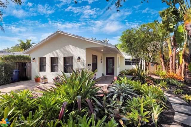 805 SE 9th St, Fort Lauderdale, FL 33316 (MLS #F10196039) :: Green Realty Properties