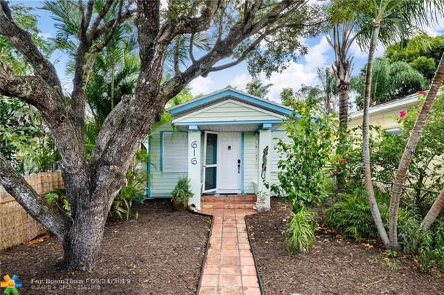 616 N K St, Lake Worth, FL 33460 (MLS #F10196056) :: Green Realty Properties