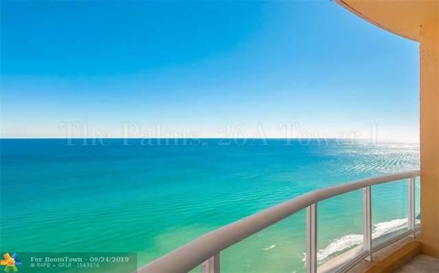 2100 N Ocean Blvd 26A, Fort Lauderdale, FL 33305 (MLS #F10196100) :: The O'Flaherty Team