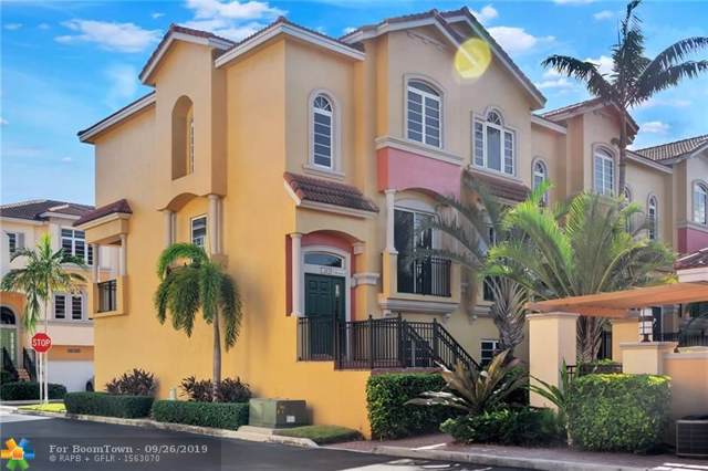 1863 Coral Heights Ln #1863, Oakland Park, FL 33308 (MLS #F10196276) :: Green Realty Properties