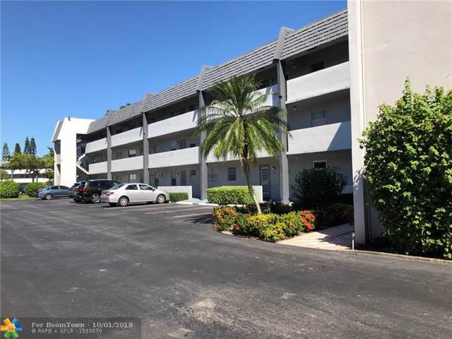 7837 Golf Circle Dr #209, Margate, FL 33063 (MLS #F10196609) :: Berkshire Hathaway HomeServices EWM Realty