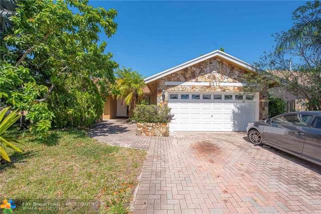 8211 NW 51st Ct, Lauderhill, FL 33351 (MLS #F10196633) :: Green Realty Properties