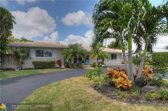 5707 NE 16th Ter, Fort Lauderdale, FL 33334 (MLS #F10196657) :: Green Realty Properties