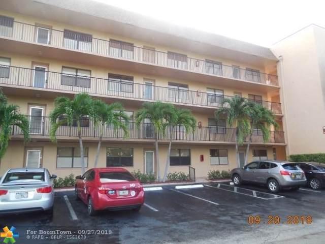 2901 N Nob Hill Rd #304, Sunrise, FL 33322 (MLS #F10196660) :: Patty Accorto Team