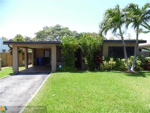 1441 NW 1st Ave, Fort Lauderdale, FL 33311 (MLS #F10196773) :: Patty Accorto Team
