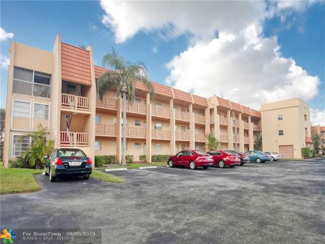 6870 Royal Palm Blvd 202-M, Margate, FL 33063 (MLS #F10197007) :: Berkshire Hathaway HomeServices EWM Realty