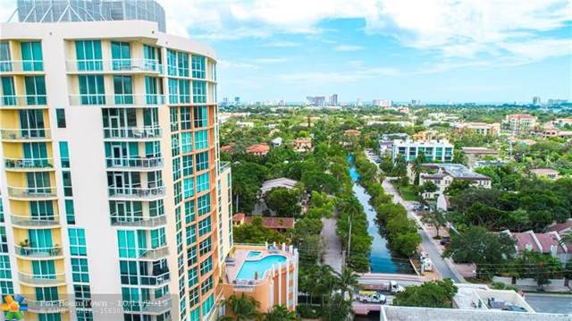 111 SE 8th Ave #702, Fort Lauderdale, FL 33301 (MLS #F10197012) :: Best Florida Houses of RE/MAX