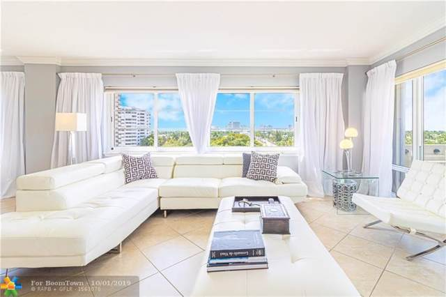 2500 E Las Olas Blvd #708, Fort Lauderdale, FL 33301 (MLS #F10197062) :: Patty Accorto Team
