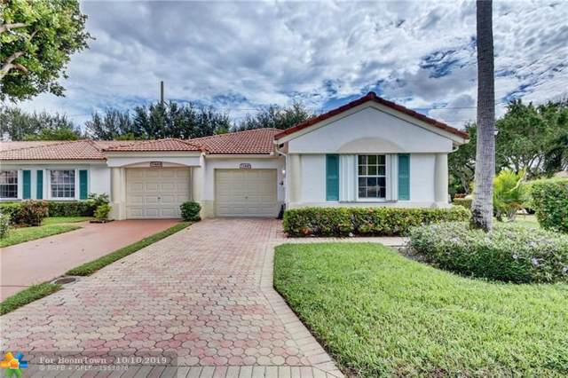 15448 Rosaire Ln, Delray Beach, FL 33484 (MLS #F10197108) :: RICK BANNON, P.A. with RE/MAX CONSULTANTS REALTY I
