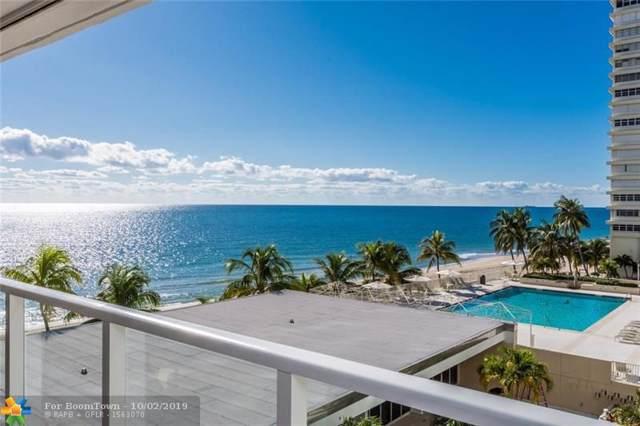 4300 N Ocean Blvd 4M, Fort Lauderdale, FL 33308 (MLS #F10197210) :: The O'Flaherty Team
