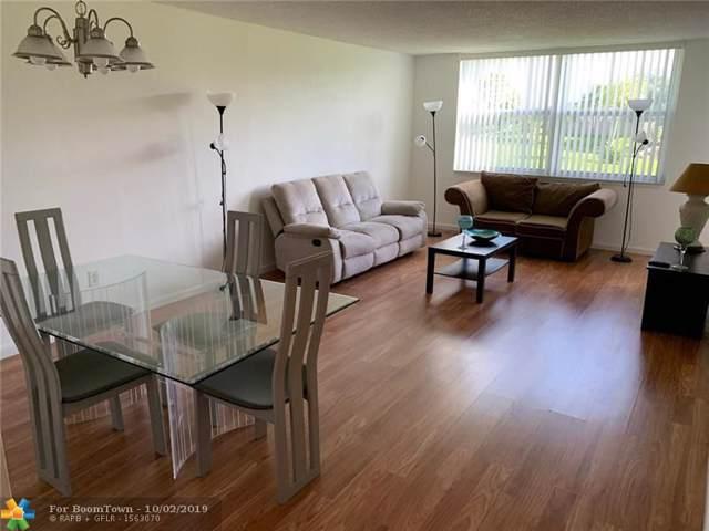 6550 Royal Palm Blvd 112A, Margate, FL 33063 (MLS #F10197225) :: Berkshire Hathaway HomeServices EWM Realty
