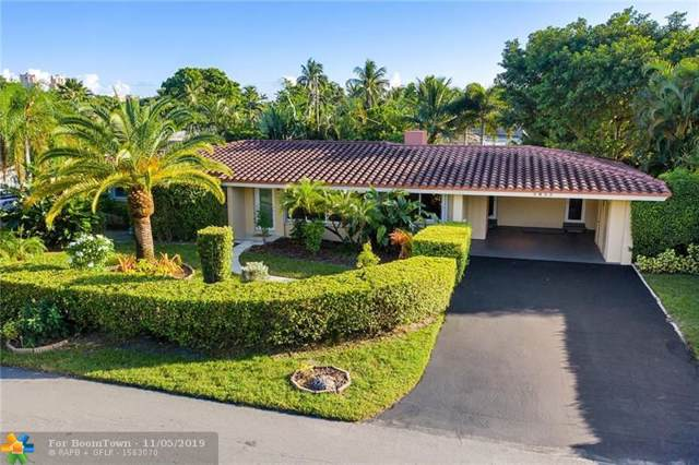2632 NE 30TH ST, Fort Lauderdale, FL 33306 (MLS #F10197285) :: RICK BANNON, P.A. with RE/MAX CONSULTANTS REALTY I
